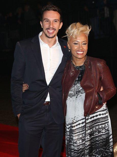 Emeli Sande and Adam Gouraguine