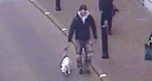 Weymouth puppy thief suspect