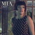 Rita Ora in Fifty Shades of Grey