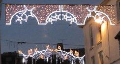 Penzance Christmas Lights