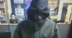 CCTV From Robbery At Watford Bookies