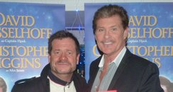 Martin Day and The Hoff