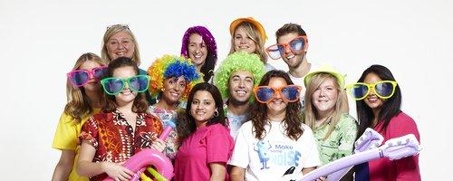 Dress Loud Group Photo