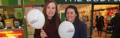 Krispy Kreme Oxford Launch