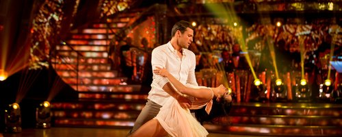 Mark Wright Strictly Come Dancing Rumba