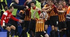 bradford city fa cup win over chelsea