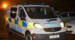 Police - Thames Valley AM Raids