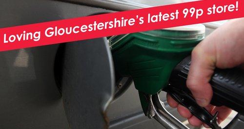 Gloucester 99p Petrol