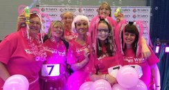St Luke's Hospice Midnight Walk