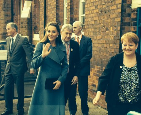 Duchess of Cambridge visits Smethwick
