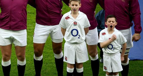 Six-year old puts sporting stars to shame