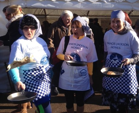 Olney Pancake Race 17