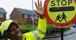 Lollipop man Nkosana Mdikane
