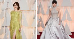 Oscars 2015 Best Dressed Canvas