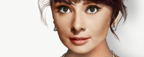 Audrey Hepburn Modernised
