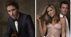 Celebrities At Vanity Fair