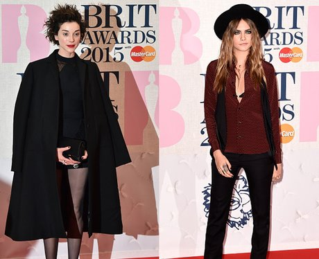 St Vincent and Cara Delevigne