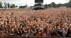 V Festival crowd