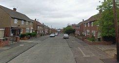 Petersfield Road in Pennywell