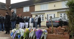 Stechford Baby Death - the Scene