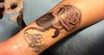 Demi Lovato New Tattoo