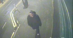 Uddingston rape CCTV