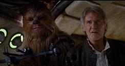 Harrison Ford Star Wars Force Awakens
