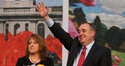 Salmond wins Gordon