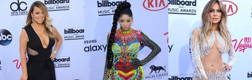 Billboard Music Awards 2015: Best And Worst Dresse