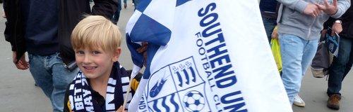 Southend United At Wembley (23 April)