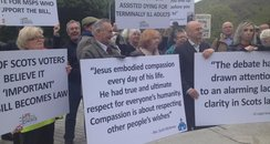 Assisted Suicide Campaigners