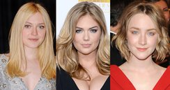 Kate Upton, Saoirse Ronan and Dakota Fanning