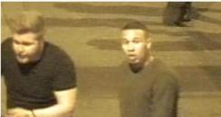 St Albans Headbutt CCTV