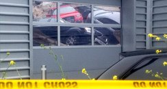 Audi collapse