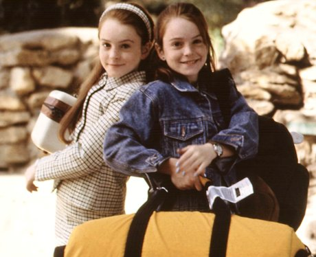 Are mistaken. lindsay lohan parent trap something