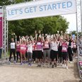 Race for Life in Clapham Common