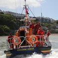 Shannon Class lifeboat arrives