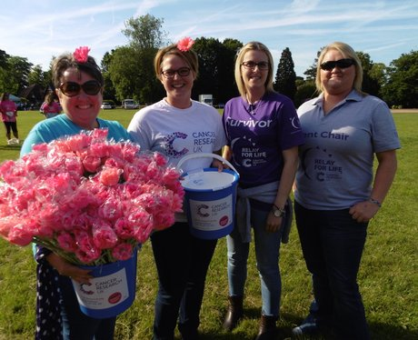 Race For Life came to Wolverhampton!