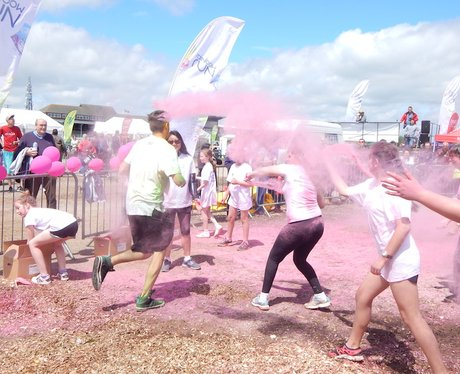 Heart Angels: Rainbow Run