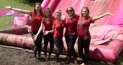 Cornbury Park Pretty Muddy