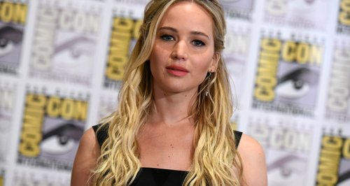 Jennifer Lawrence at Comic-Con 2015