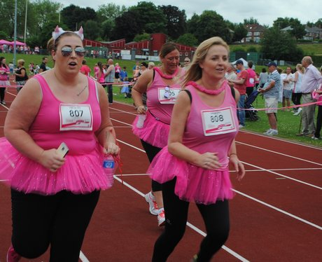 Race for Life Rotherham