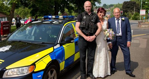 Suffolk Broken Down Bride