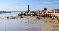 Margate harbour pier kent