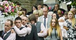Trudy Jones' Funeral