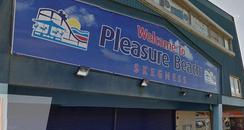 Botton's Pleasure beach skegness