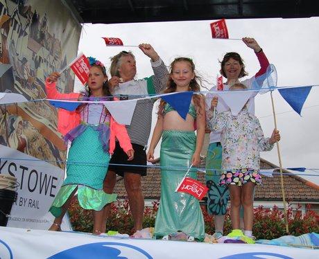 Felixstowe Carnival 2015
