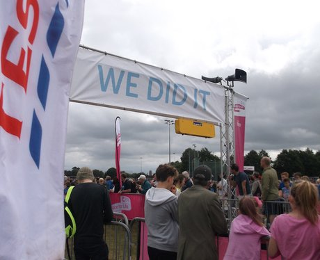 eart Angels: Taunton Race For Life 19th July 2015
