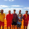 Family rescued by RNLI at Perranporth