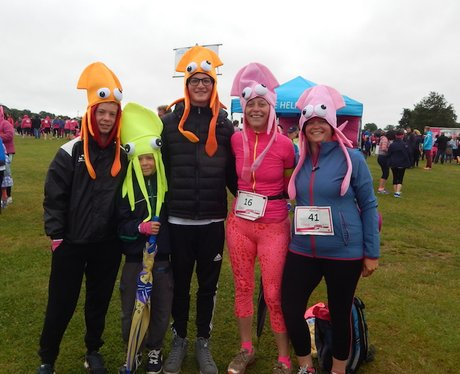 Heart Angels: Race for Life Exeter 2015 1